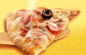 Compro Mini Pizza de Calabresa