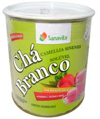 Compro Chá Branco Sanavita