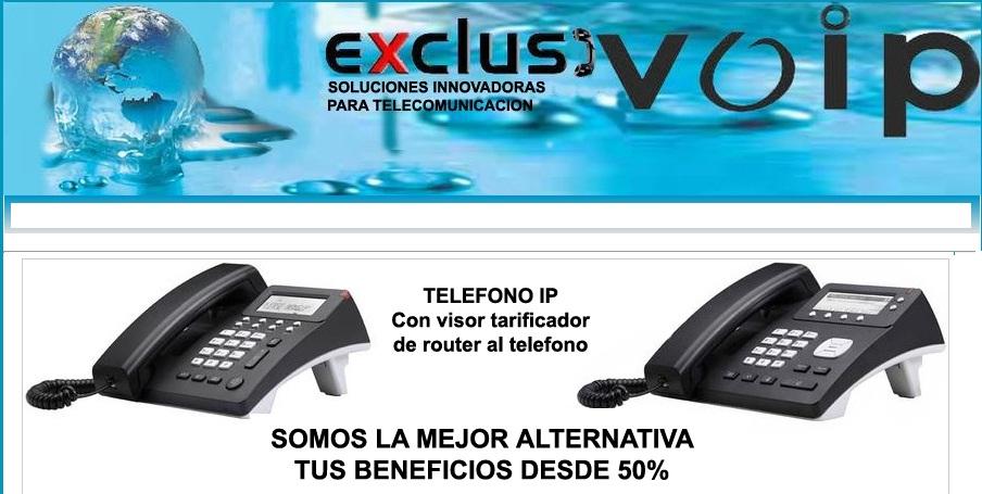 Compro Exlusivoip,