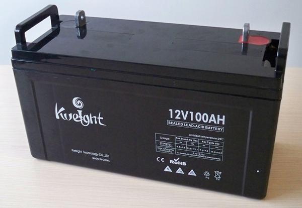 Compro Bateria Solar