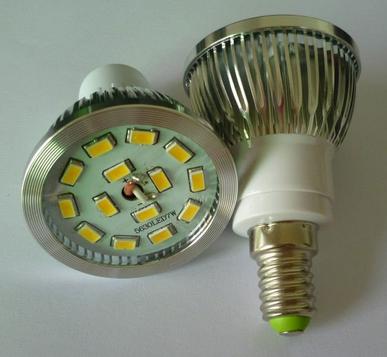 Comprar Lâmpada LED 5W 12V E27