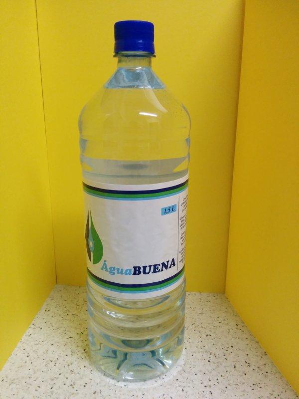 Compro Água Buena