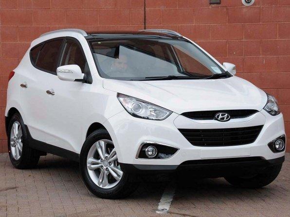 Compro Hyundai ix35 2015 à venda