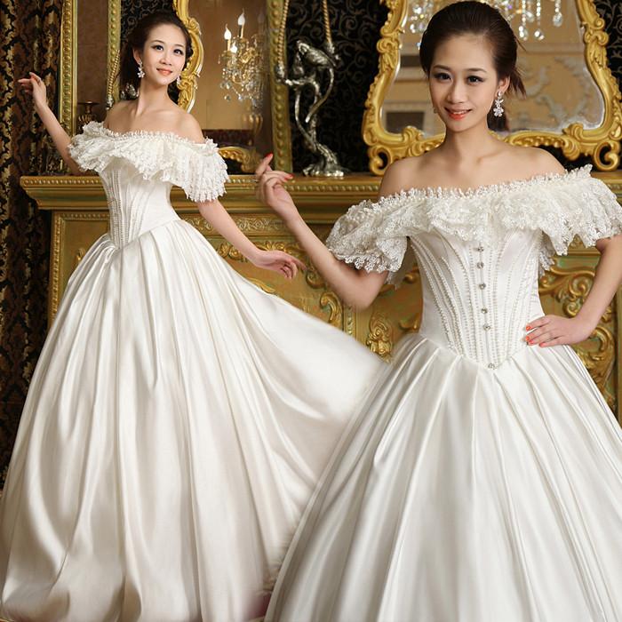 Compro Vestido de Noiva 018
