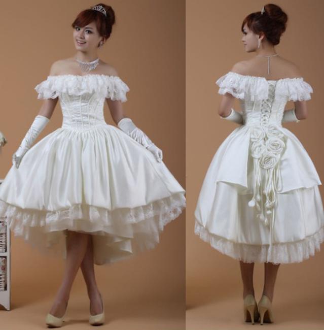 Compro Vestido de Noiva 019