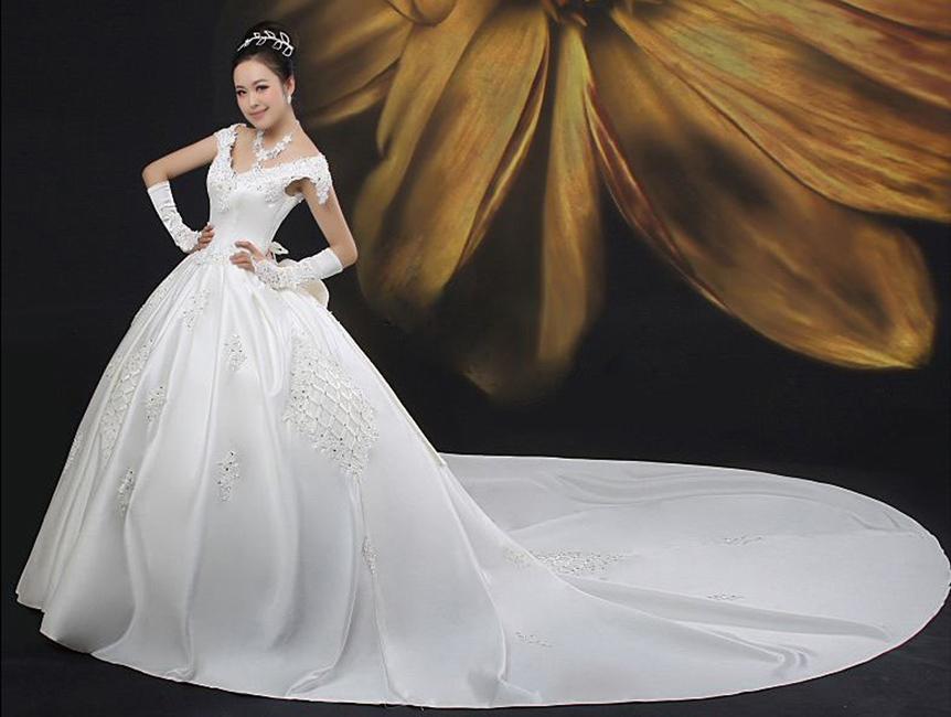 Compro Vestido de Noiva 024