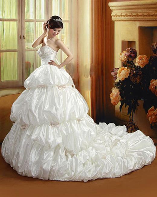 Compro Vestido de Noiva 051