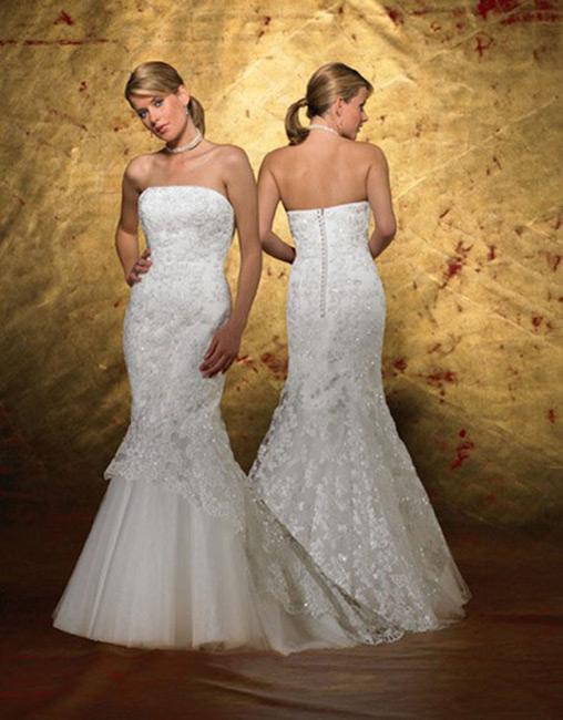 Compro Vestido de Noiva 052