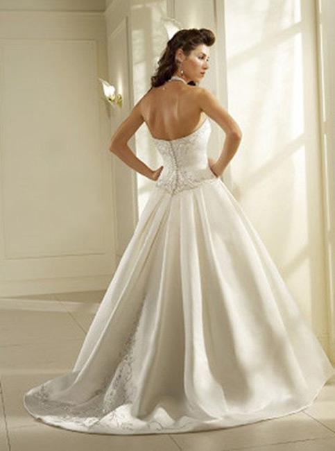 Compro Vestido de Noiva 060