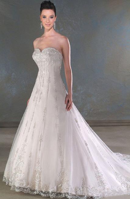 Compro Vestido de Noiva 062