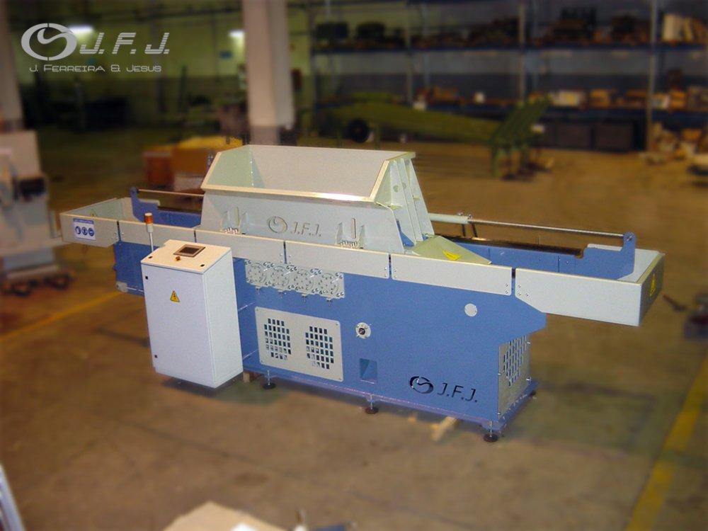 Compro Máquina de Aparas – JFJ (novo)