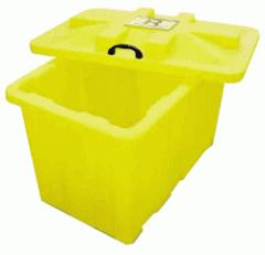 Caixa de armazenmento de baterias, ECOBOX 220