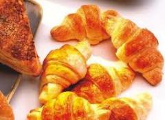 Croissant de Frango com Requeijão