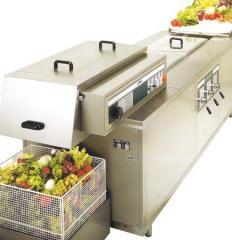 Mаquinas para lavar vegetais