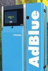 Bomba de combustivel Euro 1000 VI AdBlue