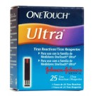 Tiras reagentes One Touch Ultra