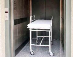 Elevadores hospitalares