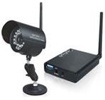 Sistema de CCTV sem fio 1 câmara