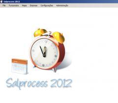 Salprocess - Processamento de Salário