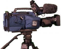 2 camaras profissionais de video usadas