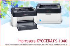 Impressora Kyocera FS-1040