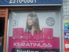 Keratinliss