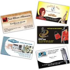 Encomenda Cartões de Visita