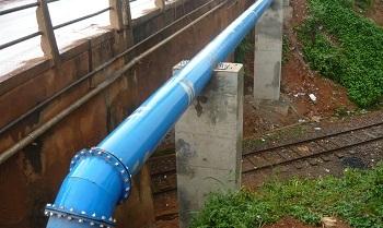 Encomenda Abastecimento de águas de N'Dalatando