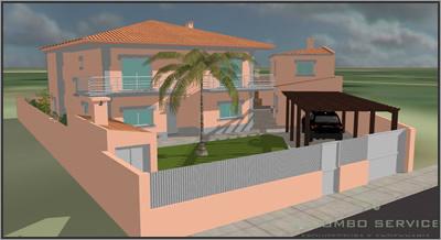Encomenda Projectos de casas