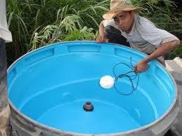 Encomenda Limpeza de caixas d'água