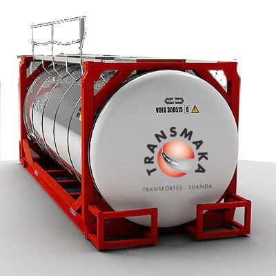 Encomenda Transporte de produtos inflamáveis