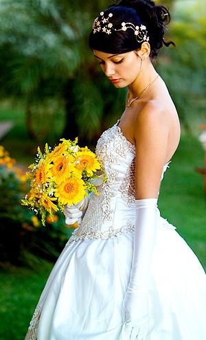 Encomenda Managing the Bride