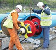 Order Services in clearing pipes and tanks