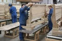 Produção de mobiliário