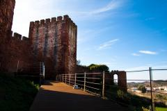 Encosta do Castelo de Silves
