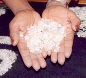Fornecimento de diamantes