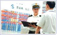 Desembaraço aduaneiro e entrega porta