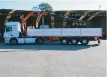 Serviço de camiões
