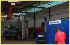 Repair and maintenance service auto-moto-technics