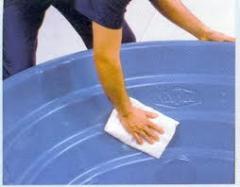 Limpeza de caixas de agua