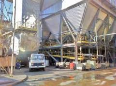 Limpeza de galpões industriais