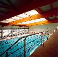 Complexo das piscinas da Granja