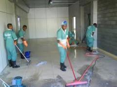 Limpeza pos obra