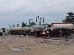 Distribuição de combustivel