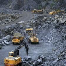 Еxtração e transformаção de minerio