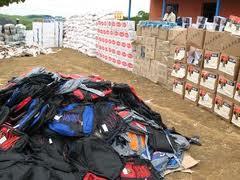 Distribuição de bens alimentares