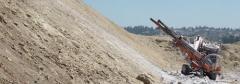 Escavação e Desmonte de Rocha