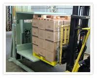 Desova e estufagem de Containeres