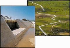Alqueva - Canal de Adução