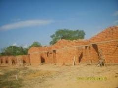 Construçao das Casas